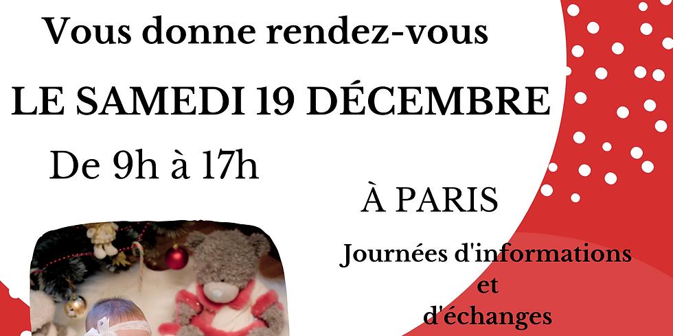 Réunion d'information à Paris