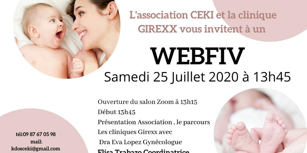 WEBfiv Ceki et Cliniques Girexx