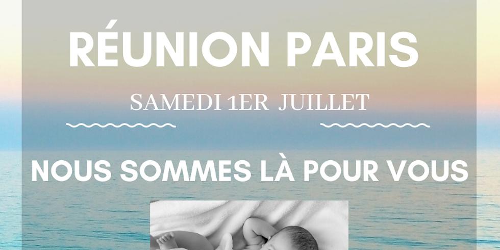Paris Bureau 1er Juillet CEKI GINEFIV