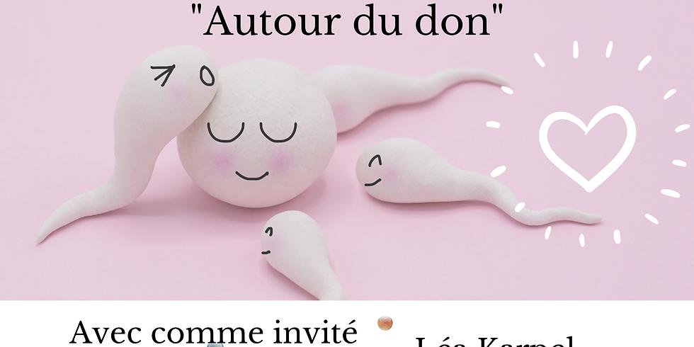 """Webfiv """"autour du don"""""""