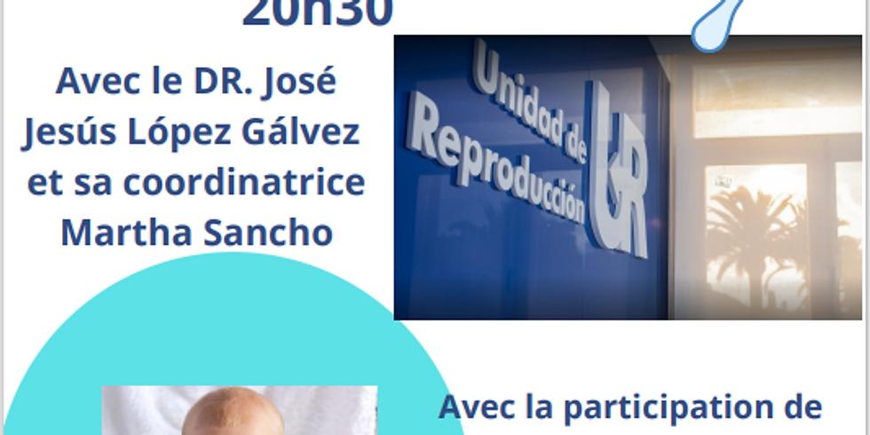 WEBfiv Nocturne  Clinique Vistahermosa et l'association Ceki