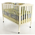 Full Size Crib with Linens - $14/day or $70/week