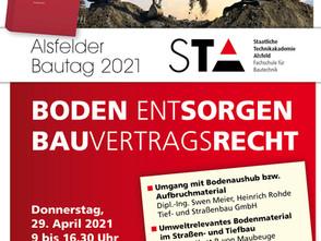 Alsfelder Bautag (29.04.2021) leider erneut verlegt: 05.05.2022