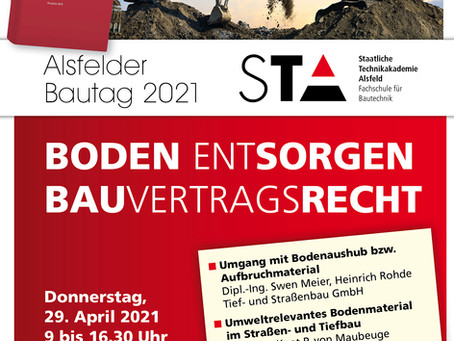 Alsfelder Bautag – 29.04.2021