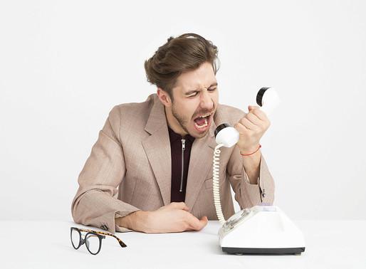 Akvizice po telefonu - Tip 3: Cold Call vytváří na volaného tlak