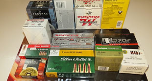 Shooting Supplies, Ammo, Bullets