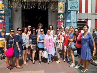 Tour Deepavali por la SSWA