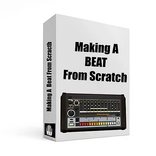 Making a beat from scratch