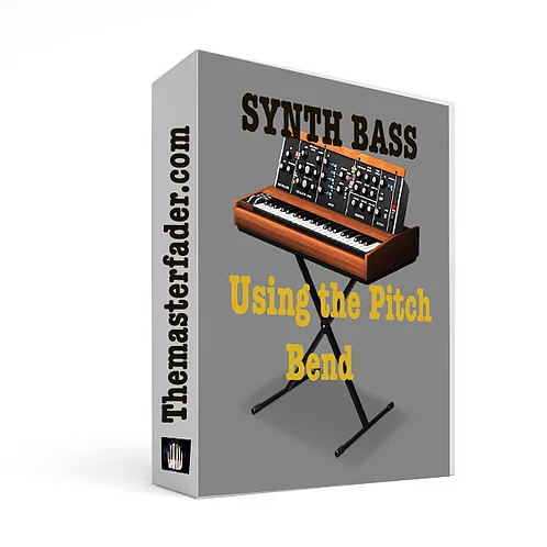 Synth Bass _PitchBend Tricks
