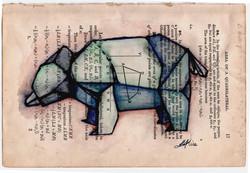 'Paper Bear'