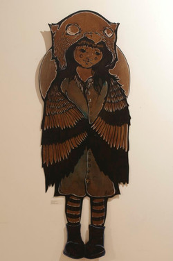 'The Owl Girl'