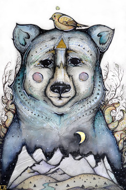 'The Way of the Bear'