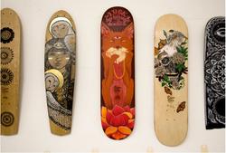 Blanks Exhibition