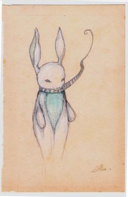 'Tiny Ghost'