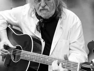 Fuller's Guitar Unplugged Sessions: Ray Wylie Hubbard