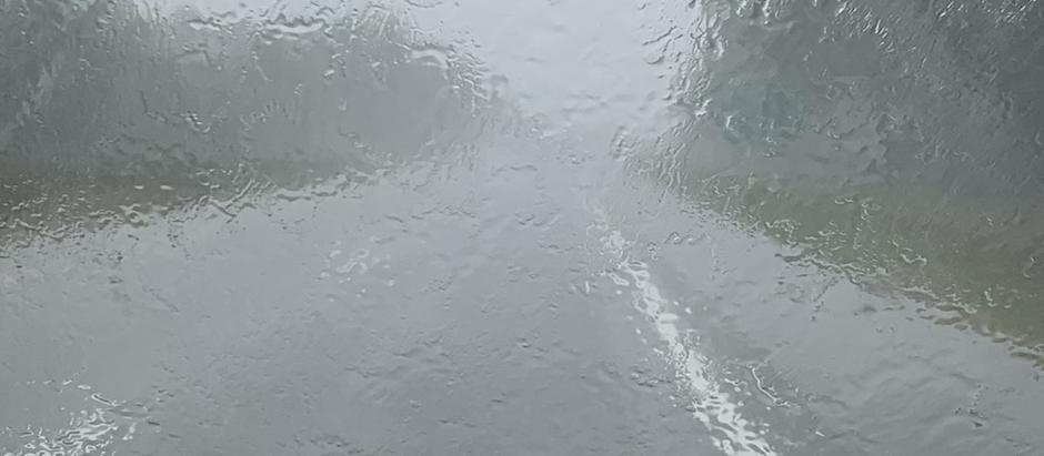 Rain, Rain Go Away….