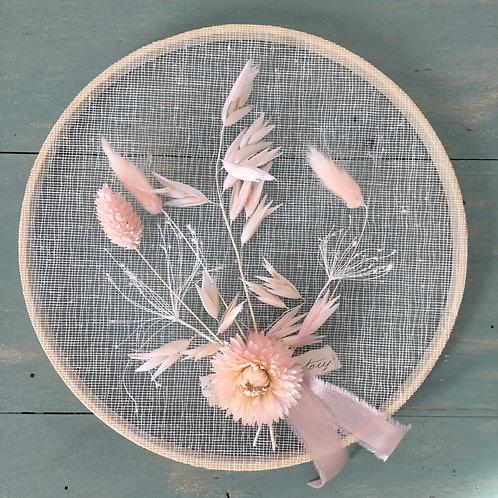 Cadre fleurs séchées 3