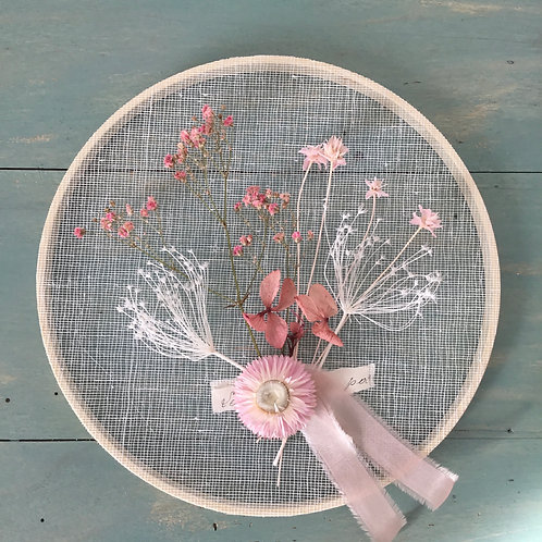 Cadre fleurs séchées 4