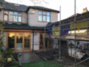 rear extension house extension