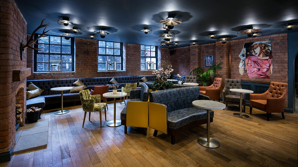 The Art School Cellars Bar Liverpool