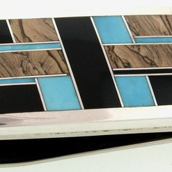 Turquoise Creek Money Clip