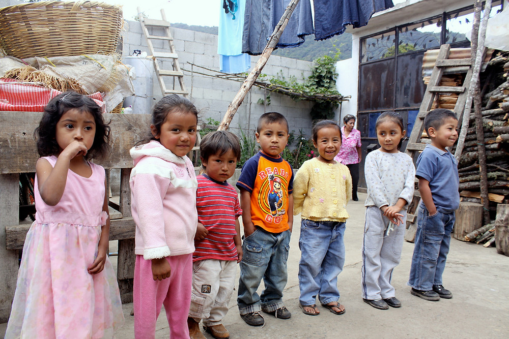 Central American Children courtesy of flickr.com