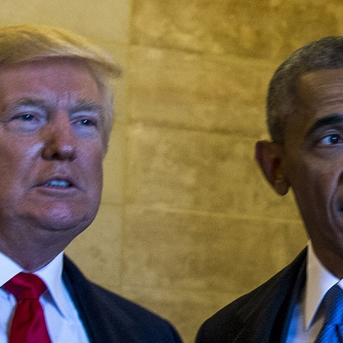 The Trump Obama match up in Virginia that never happened