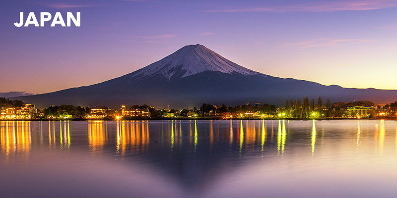 Photo of Mt. Fuji, Japan by Buisiness Insider http://www.businessinsider.com/sc/guide-to-the-japanese-economy-2016-11