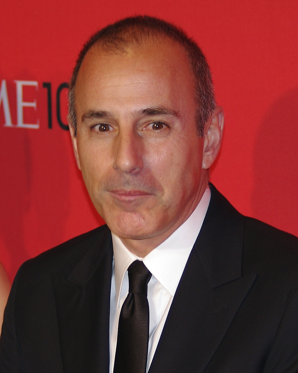 Matt Lauer NBC Today Show host pictured in 2012