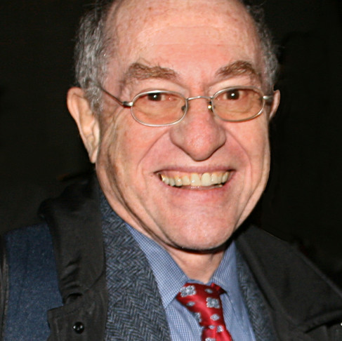 """I can do anything, my election is in the public interest"" Dershowitz of presidential cand"