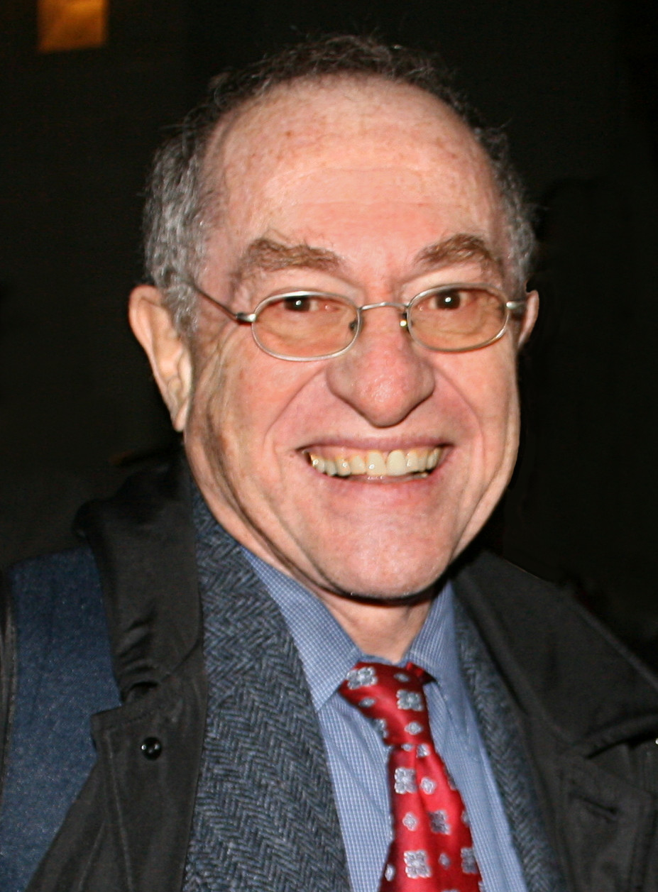 Allan Dershowitz