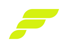 The Fitworks - F Icon - Neon Web.png