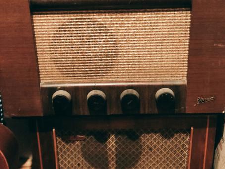 Emily Moment's Santa Maria hits the radio waves on Richard Leader's American Pie