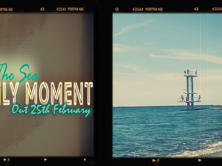 Latest Single from Emily Moment, By The Sea, Coming 25th February