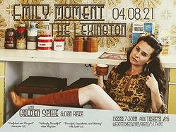 Emily Moment Live at The Lexington