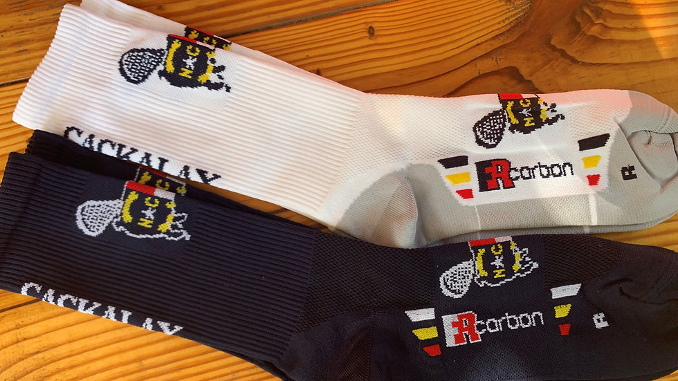 Navy Performance Socks