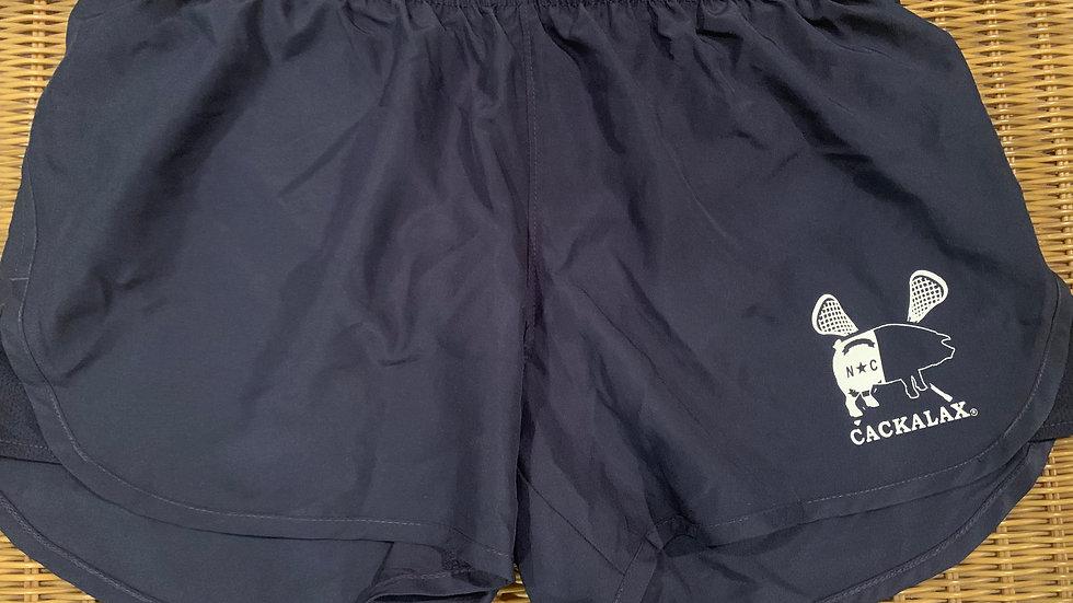 Navy Solid Wayfarer Short