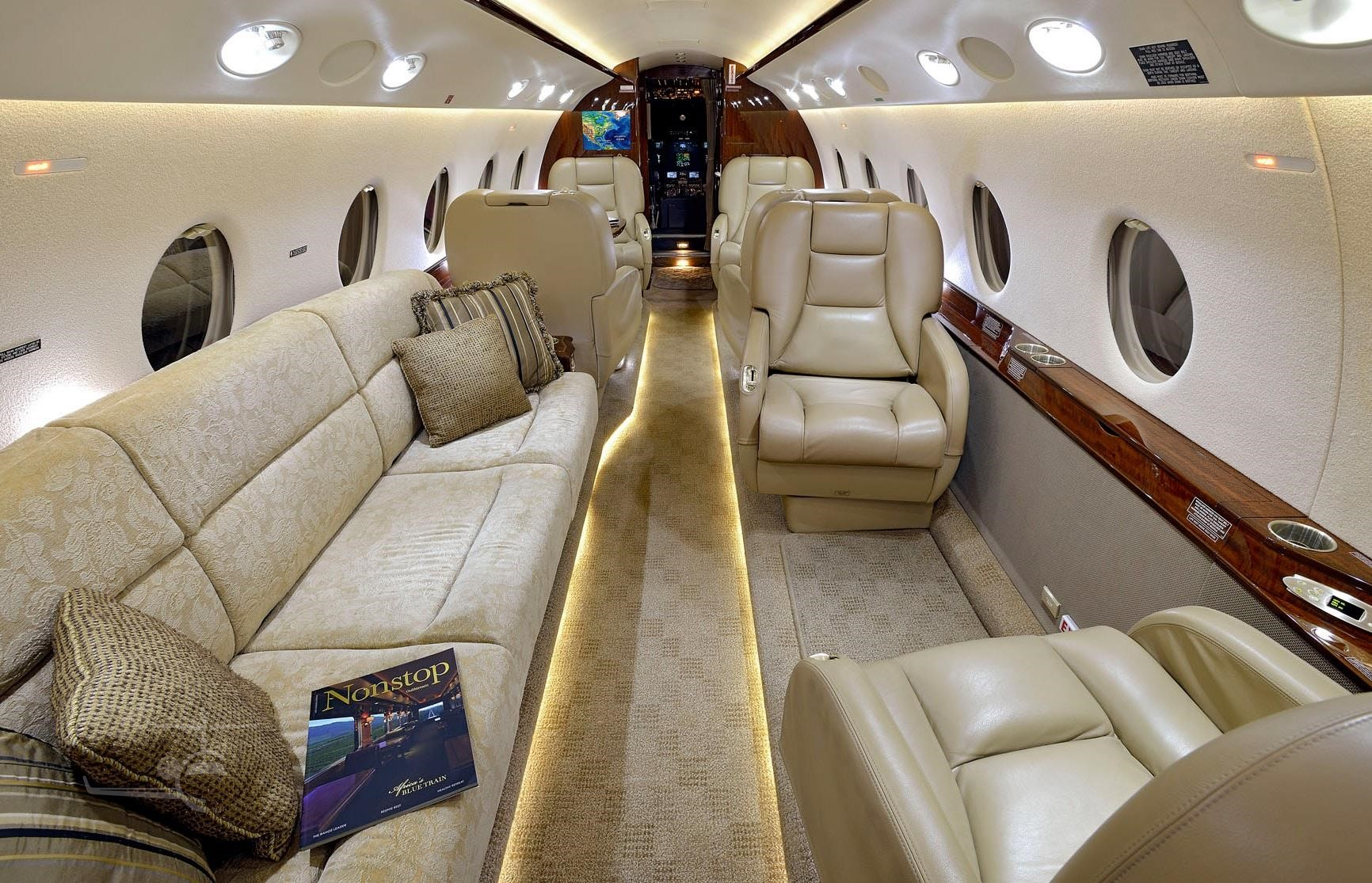 G200 interior 3