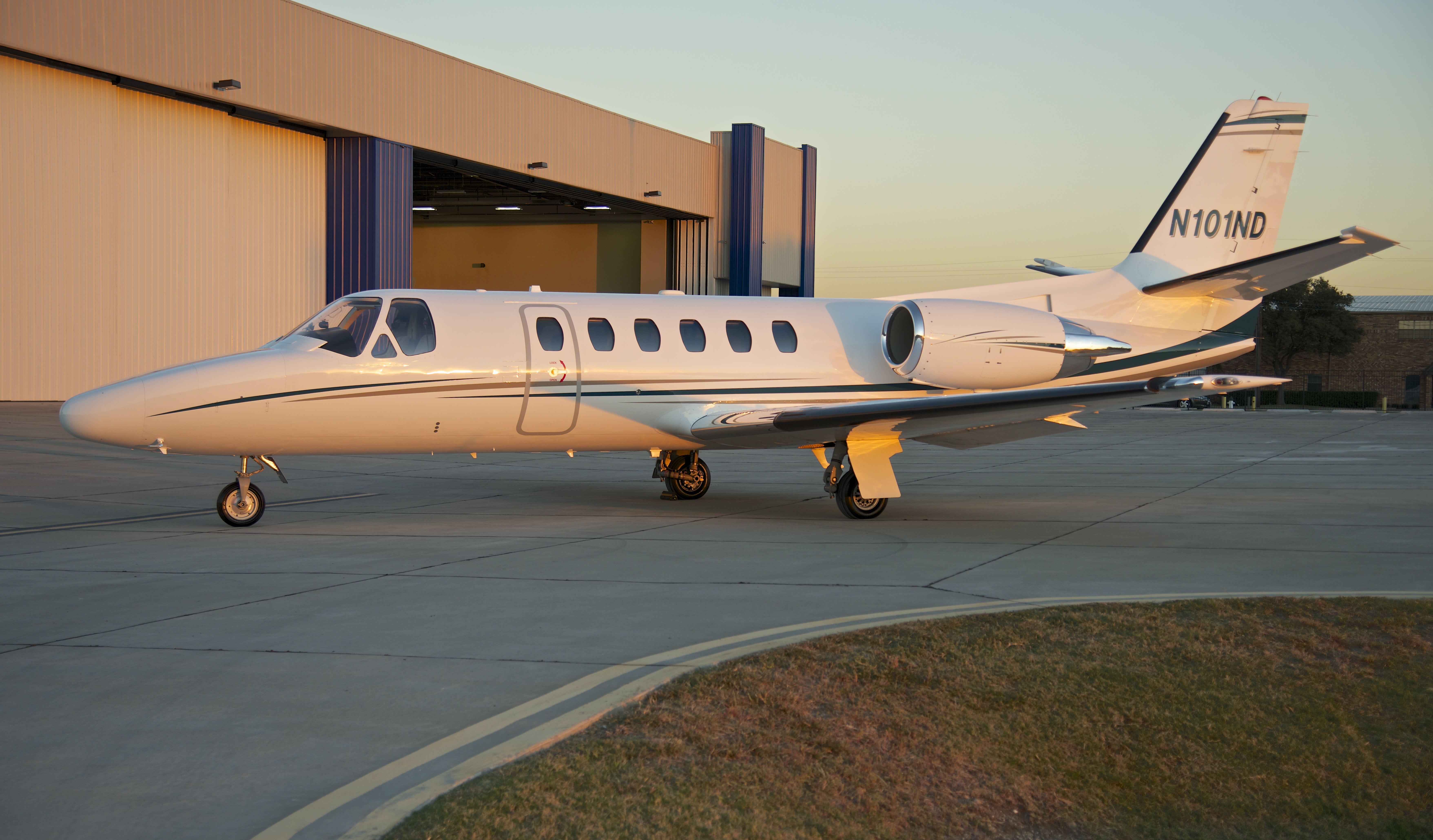 Private Jet Charter Service  Dallas Texas