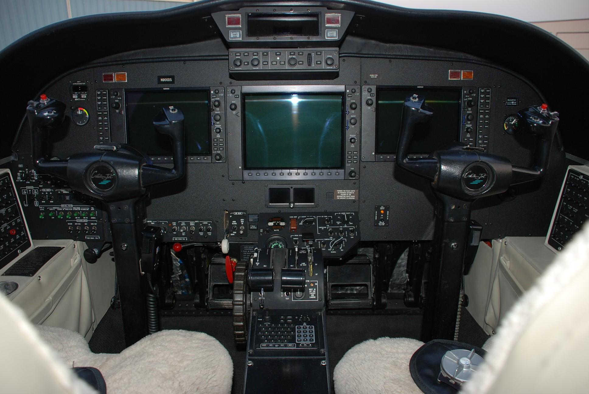 N900DS G1000