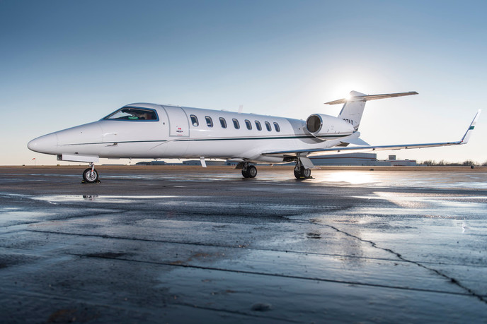 2007 Lear 45XR Coming Soon to North Dallas Aviation's Jet Charter Fleet