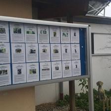 Her binanın önünde karşılaşacağınız hayvanların tanıtım sayfalarını görebilirsiniz.