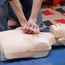 Level 3 Emergency First Aid at Work RQF