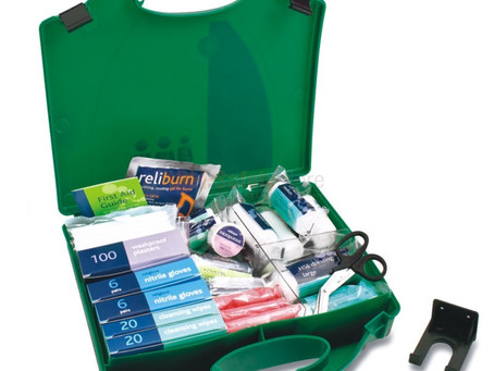 Changes to Workplace First Aid Kits