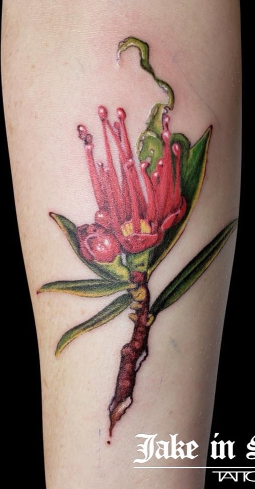 Rata Tattoo by Jake in Shadow Tattoo