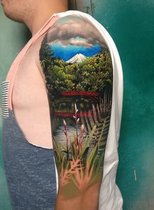 new plymouth tattoo taranaki