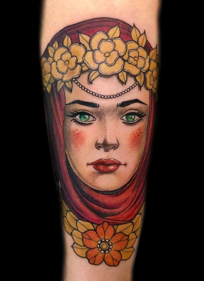Tattoo by David Lapointe
