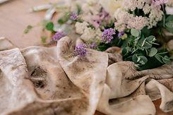 Bridal Bouquet scarf at Perpetua Studio