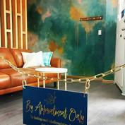 Reception Area, Komstantin Studio