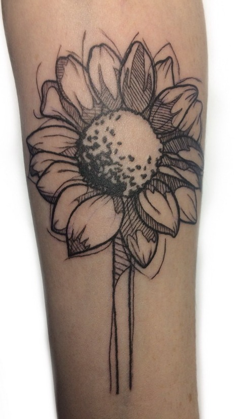 Rose Hu Tattoo Wellington The Gallery Custom Tattoo